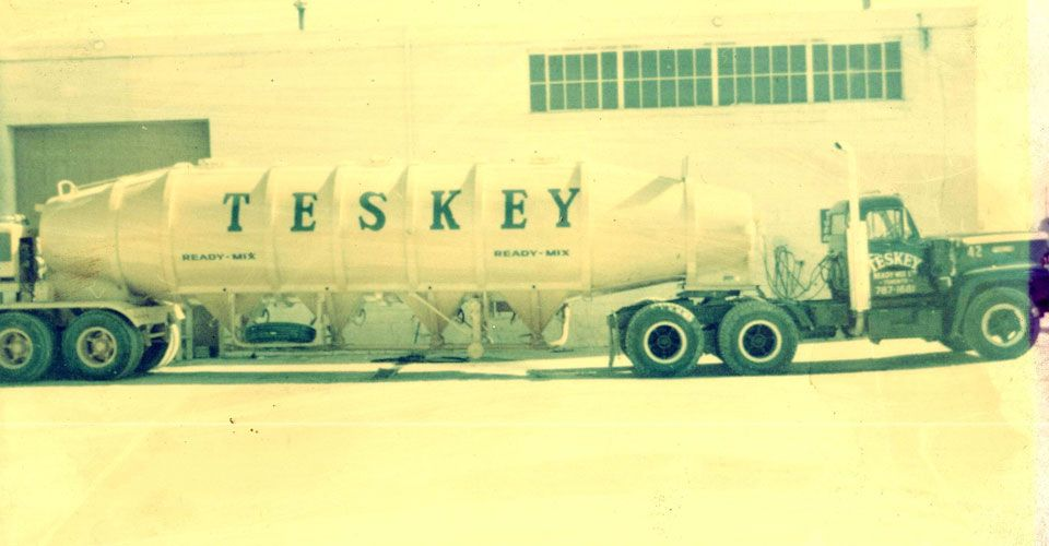 Toronto Concrete   About Us  TESKEY Concrete Co  Corp